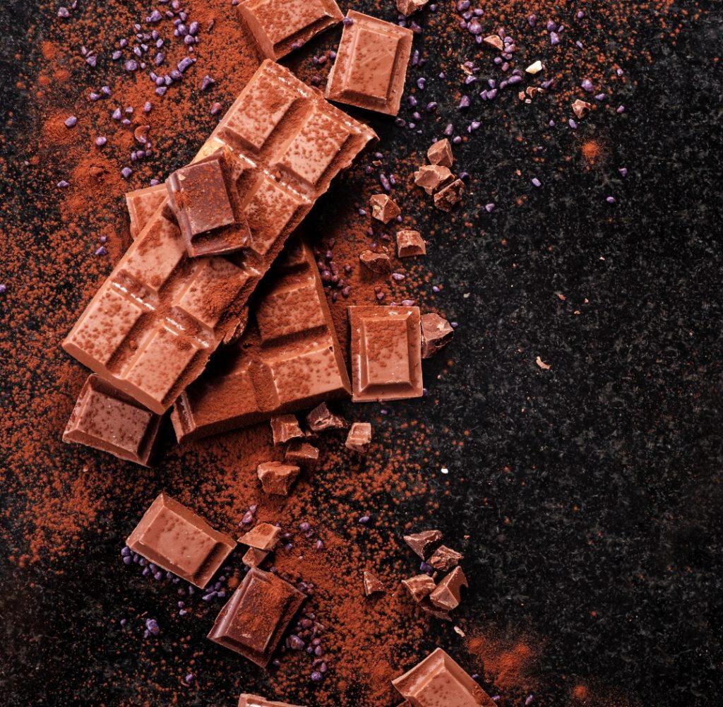 Chocolats à boire ou a croquer