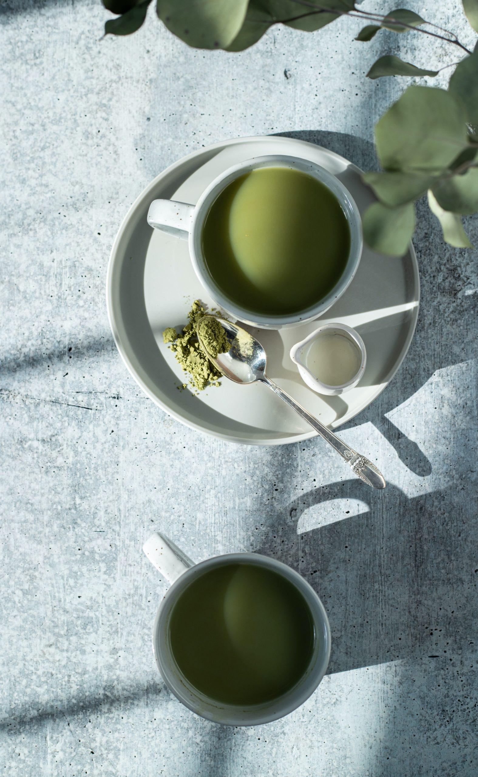 Cave à thés