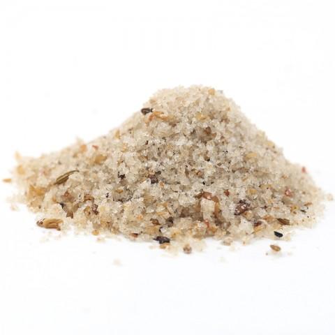 fleur de sel aux épices grillés