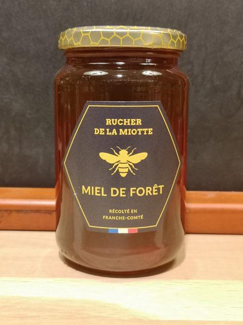 Miel de forêt - Rucher de la miotte