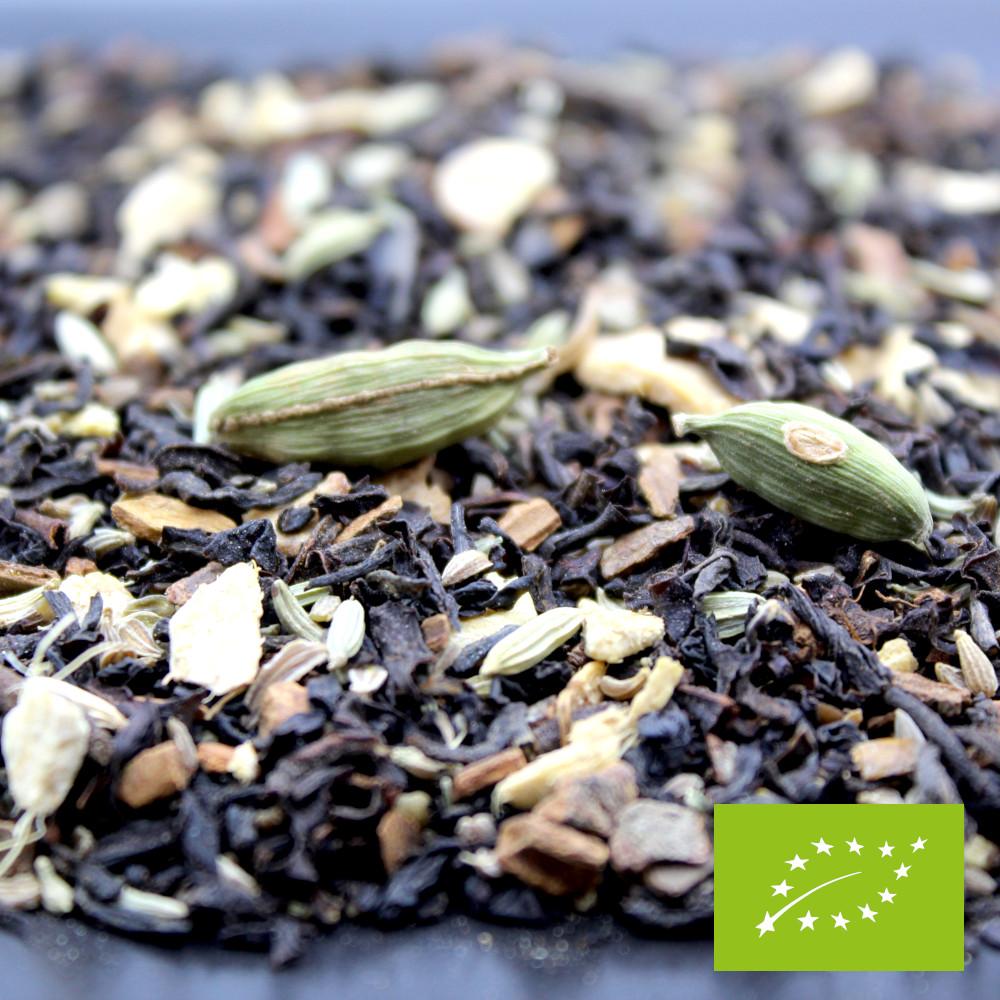 Chaï thé noir - BIO