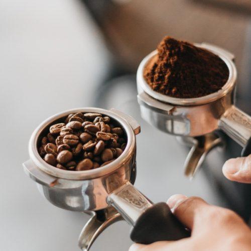 Cafés grains et moulus